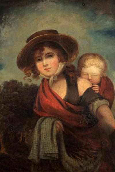 Barker Thomas, The Gypsy Girl